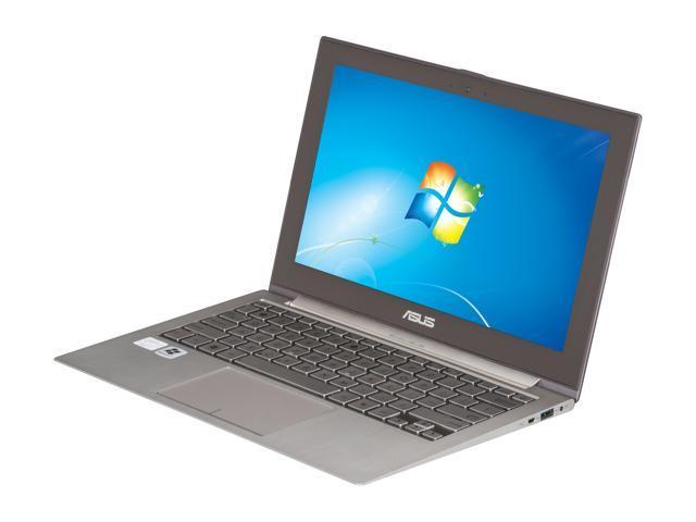 Asus zenbook ux21e dh71 intel core i7 2nd gen 2677m ghz 4 gb memory 128 gb ssd intel hd for Asus zenbook ux21e