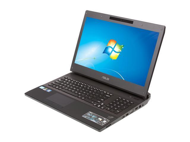 ASUS Laptop G74SX-DH72 Intel Core i7 2670QM (2.20 GHz) 16 GB Memory 750 GB HDD 160 GB SSD NVIDIA GeForce GTX 560M 17.3