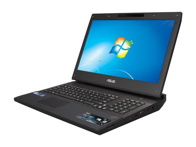 ASUS Laptop G74SX-DH73-3D Intel Core i7 2670QM (2.20 GHz) 12 GB Memory 1.5 TB HDD NVIDIA GeForce GTX 560M 17.3