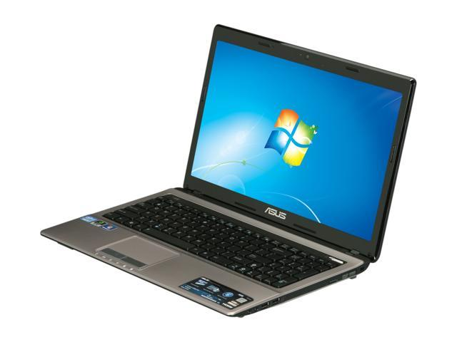"ASUS Laptop A53SD-NS51 Intel Core i5 2450M (2.50 GHz) 6 GB Memory 750 GB HDD NVIDIA GeForce GT 610M 15.6"" Windows 7 Home ..."