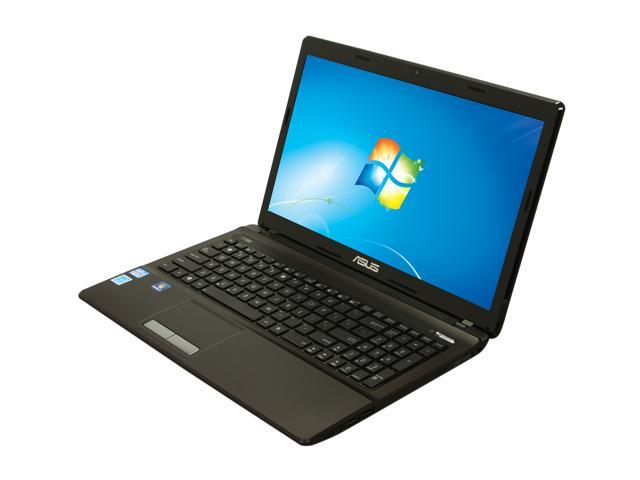 "ASUS K53 Series K53E-BBR4 15.6"" Windows 7 Home Premium Laptop"