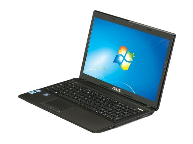 "ASUS K53 Series K53E-BD4TD 15.6"" Windows 7 Home Premium 64-Bit Notebook - A Grade"