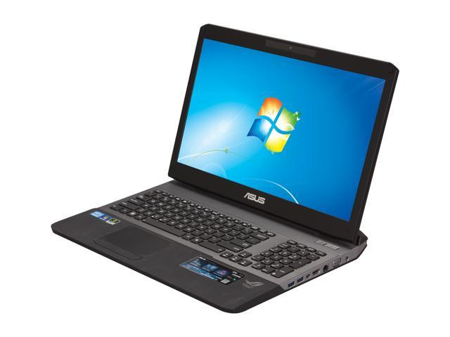 ASUS Laptop G75 Series G75VW-NS72 Intel Core i7 3720QM (2.60 GHz) 16 GB Memory 750 GB HDD 256 GB SSD NVIDIA GeForce GTX 670M 17.3