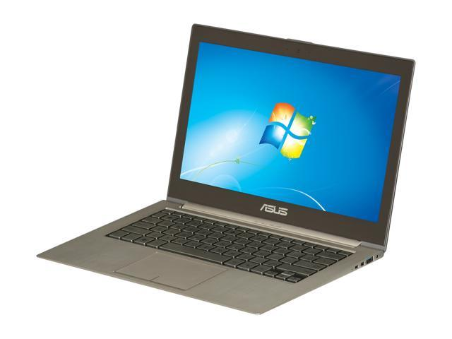 "ASUS Zenbook UX31-RSL8 Intel Core i5 4 GB Memory 128 GB SSD 13.3"" Ultrabook Windows 7 Home Premium 64-Bit"