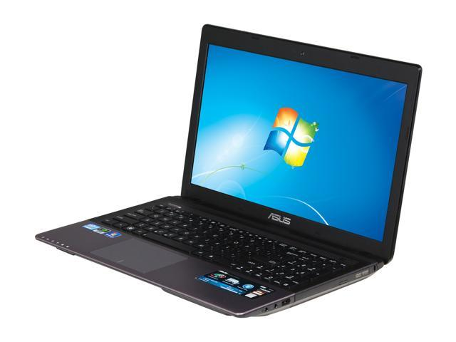 ASUS Laptop A55 Series A55VD-NB51 Intel Core i5 3210M (2.50 GHz) 6GB DDR3 Memory 750 GB HDD NVIDIA GeForce GT 610M 15.6