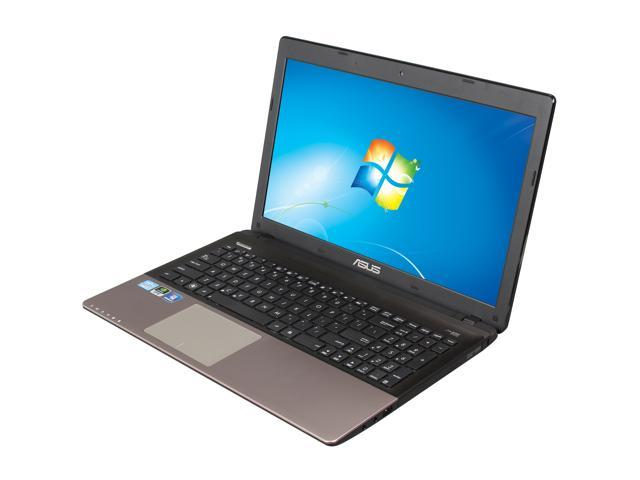 "ASUS Laptop A55 Series A55VD-NB71 Intel Core i7 3610QM (2.30 GHz) 6 GB Memory 750 GB HDD NVIDIA GeForce GT 610M 15.6"" Windows ..."