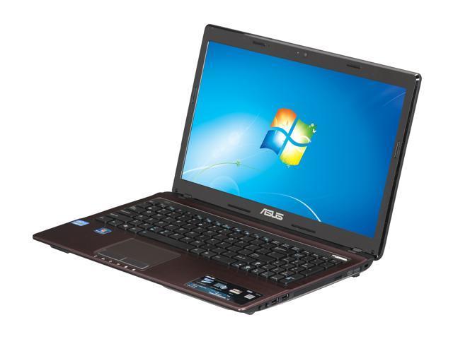 "ASUS Laptop X53E-RH71 Intel Core i7 2670QM (2.20 GHz) 4 GB Memory 500 GB HDD Intel HD Graphics 3000 15.6"" Windows 7 Home ..."