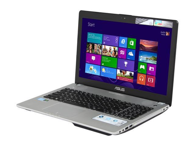 ASUS Laptop N56VJ-DH71 Intel Core i7 3630QM (2.40 GHz) 8 GB Memory 1 TB HDD NVIDIA GeForce GT 635M 15.6