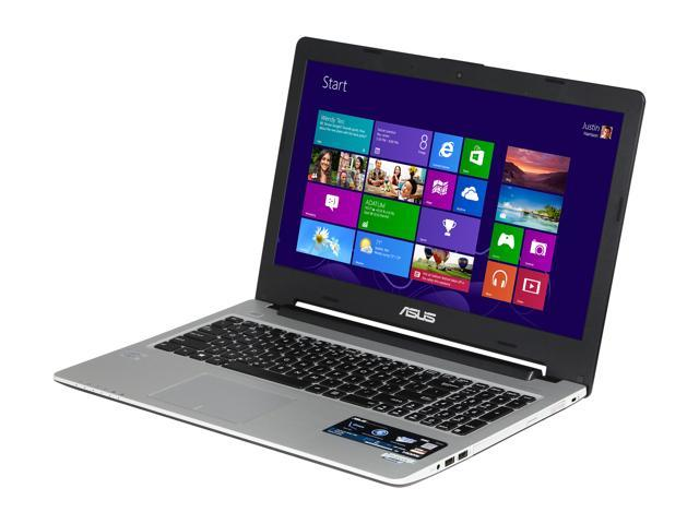 "ASUS S56CA-DH51 Intel Core i5 6 GB Memory 750 GB HDD 24 GB SSD 15.6"" Notebook Windows 8"