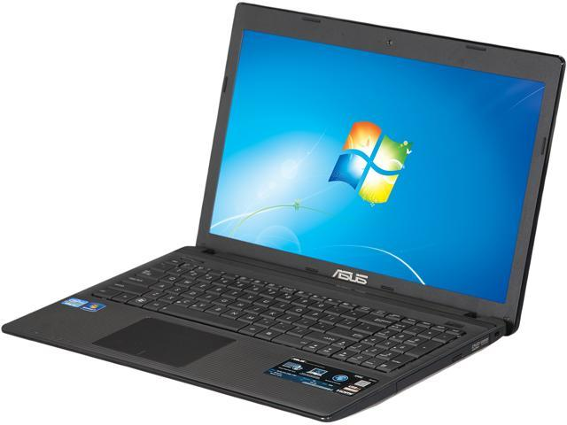 "ASUS Laptop X55C-XH31 Intel Core i3 2328M (2.20 GHz) 4 GB Memory 320 GB HDD Intel HD Graphics 3000 15.6"" Windows 7 Professional ..."