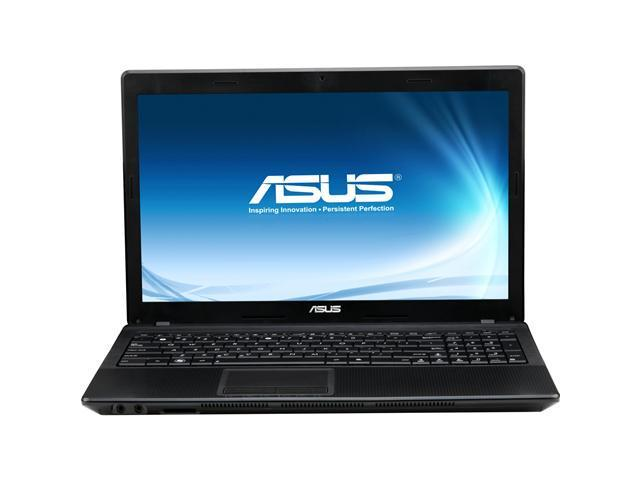 """ASUS 15.6"""" Windows 7 Home Premium Notebook"""