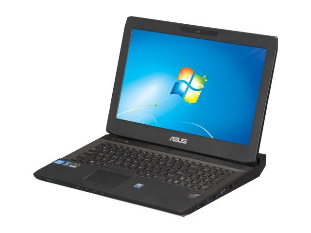 "ASUS Laptop G53 Series G53SX-XT1 Intel Core i7 2630QM (2.00 GHz) 8 GB Memory 640GB HDD NVIDIA GeForce GTX 560M 15.6"" Windows ..."
