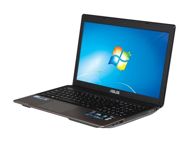 ASUS Laptop R500VM-MS71 Intel Core i7 3610QM (2.30 GHz) 8 GB Memory 750 GB HDD NVIDIA GeForce GT 630M 15.6