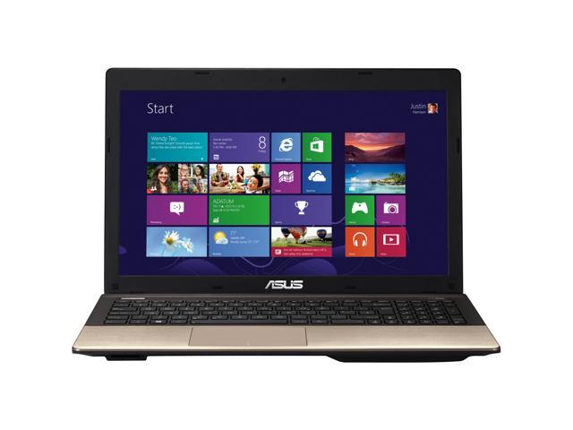 ASUS Laptop K55A-QH31-CB Intel Core i3 3110M (2.40 GHz) 6 GB Memory 500 GB HDD Intel HD Graphics 4000 15.6
