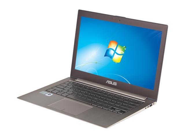 "ASUS Ultrabook Zenbook UX31E-DH72 Intel Core i7 2677M (1.80 GHz) 4 GB Memory 256 GB SSD Intel HD Graphics 3000 13.3"" Windows ..."