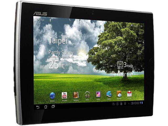 """ASUS Eee Pad Slider SL101-A1-BR 16GB Flash 10.1"""" Tablet PC - Brown"""