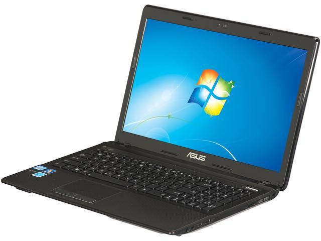 "ASUS Laptop K53E Intel Core i3 2350M (2.30 GHz) 8GB DDR3 Memory 750 GB HDD Intel HD Graphics 3000 15.6"" Windows 7 Home Premium ..."