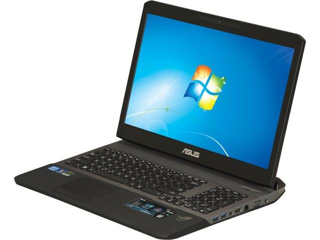 "ASUS G75 Series G75VW-RS72 17.3"" Windows 7 Home Premium 64-Bit Laptop"