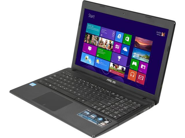 ASUS Laptop F55C-TH31 Intel Core i3 2328M (2.20 GHz) 4 GB Memory 500 GB HDD Intel HD Graphics 3000 15.6""