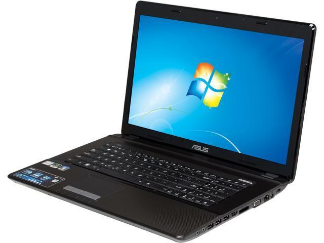 "ASUS Laptop A73 Series A73SD-TS72 Intel Core i7 2670QM (2.20 GHz) 8 GB Memory 750 GB HDD NVIDIA GeForce GT 610M 17.3"" Windows ..."