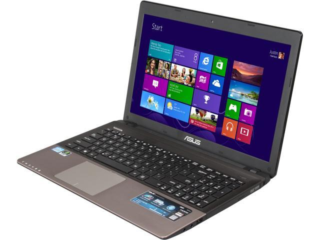 ASUS Laptop A55VD-NS51 Intel Core i5 3rd Gen 3230M (2.60 GHz) 6 GB Memory 500 GB HDD NVIDIA GeForce GT 610M 15.6