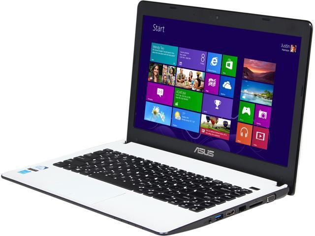 ASUS Laptop X401ARF-BHPDN41 Intel Pentium B980 (2.4 GHz) 4 GB Memory 320 GB HDD Intel HD Graphics 14.0