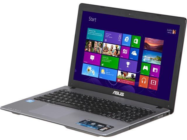 "ASUS A550CA-EB51 15.6"" Windows 8 64-Bit Laptop"