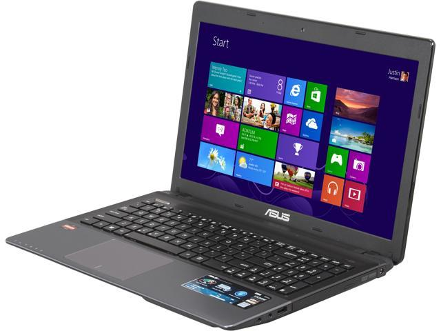 ASUS Laptop K55 Series K55N-DB81 AMD A8-Series A8-4500M (1.90 GHz) 6 GB Memory 750 GB HDD AMD Radeon HD 7640G 15.6