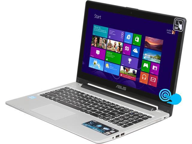 ASUS Laptop VivoBook V550CA-DB71T Intel Core i7 3537U (2.00 GHz) 8 GB Memory 1 TB HDD Intel HD Graphics 4000 15.6
