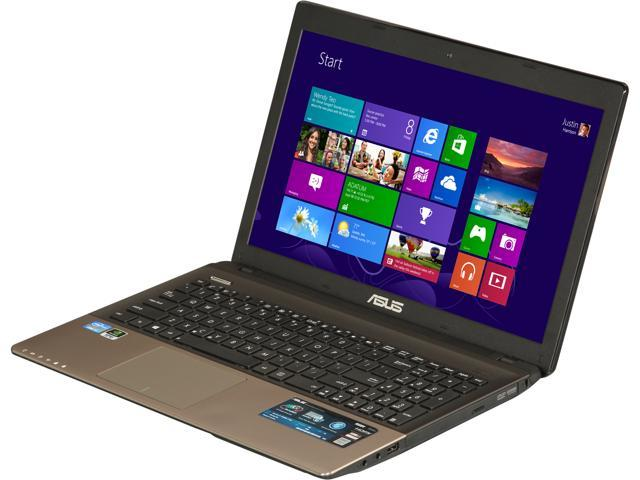 "ASUS Notebook (Grade A) R500VD-RH71 Intel Core i7 3630QM (2.40 GHz) 8 GB Memory 1 TB HDD NVIDIA GeForce GT 610M 15.6"" Windows ..."