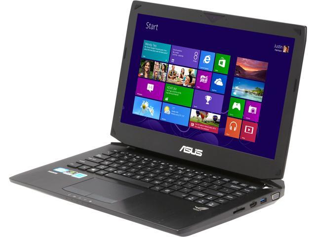ASUS Notebook, B Grade, Scratch and Dent G46VW-BSI5N06 Intel Core i5 3230M (2.60 GHz) 8 GB Memory 750 GB HDD NVIDIA GeForce ...
