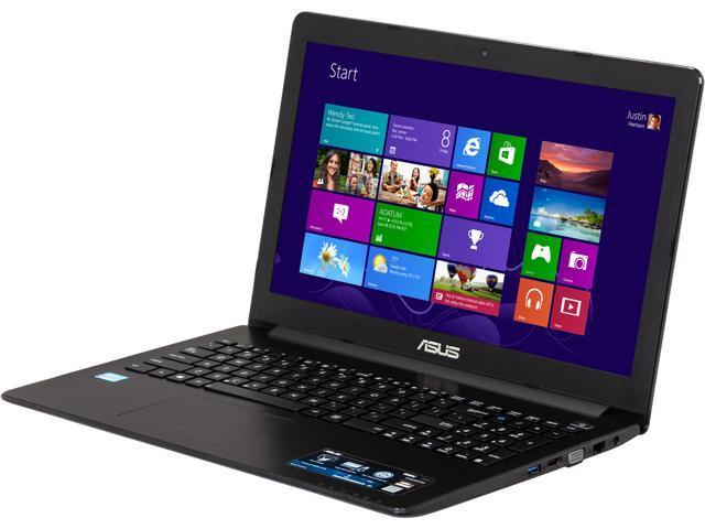 ASUS Laptop R509CA-SB31 Intel Core i3 2365M (1.40 GHz) 4 GB Memory 500 GB HDD Intel HD Graphics 3000 15.6