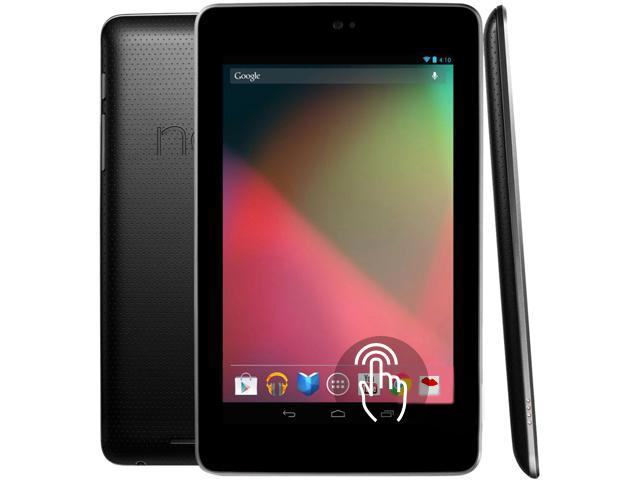 "Open Box: ASUS Google Nexus 7 First Gen 7"" 32 GB Android Wi-Fi Tablet - Newegg.com"