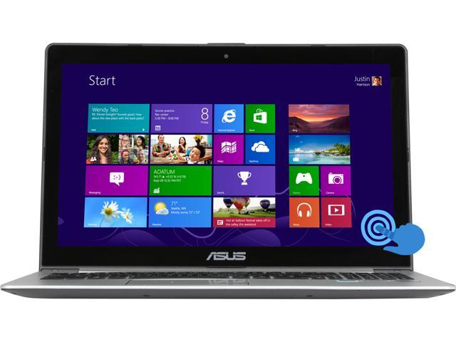 ASUS VivoBook S500CA-DS51T Ultrabook Intel Core i5 3317U (1.70 GHz) 500 GB HDD 24 GB SSD Intel HD Graphics 4000 Shared memory 15.6