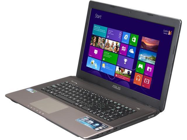 "ASUS Laptop R700VJ-BS51-CB Intel Core i5 3230M (2.60 GHz) 8 GB Memory 1 TB HDD NVIDIA GeForce GT 635M 17.3"" Windows 8  64-bit"