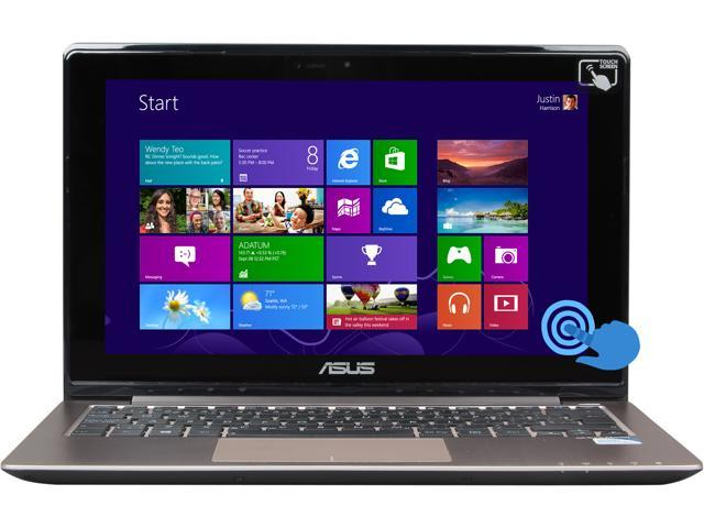 "ASUS S200E-RB91T-CB Intel Pentium 4 GB Memory 500 GB HDD 11.6"" Touchscreen Ultrabook Windows 8"