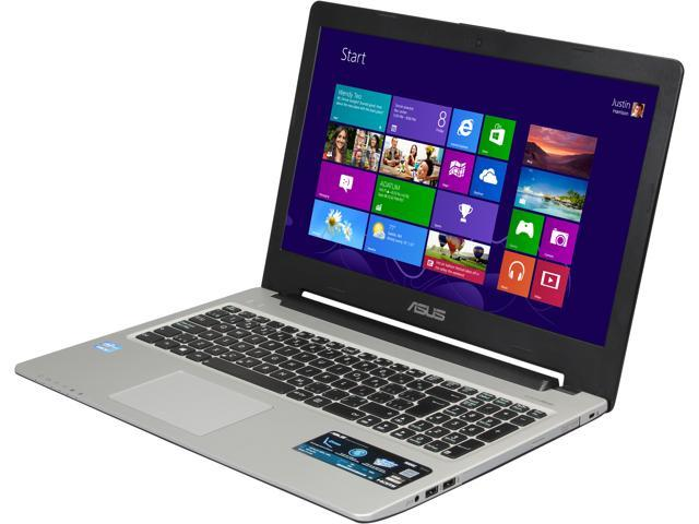 ASUS Laptop R505CA-BB51-CB Intel Core i5 3337U (1.80 GHz) 8 GB Memory 750 GB HDD Intel HD Graphics 4000 15.6