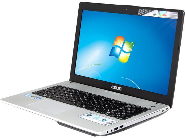 "ASUS N56VZ-QS71-CBIL 15.6"" Windows 7 Home Premium 64-Bit Notebook with Bilingual Keyboard"