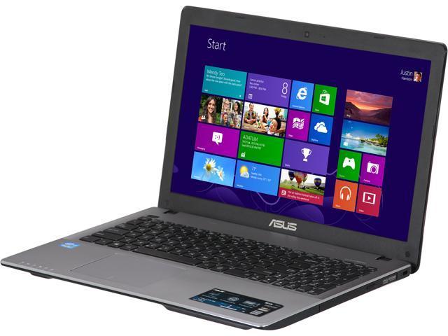 ASUS Laptop R510CA-MB31 Intel Core i3 3217U (1.80 GHz) 4 GB Memory 500 GB HDD Intel HD Graphics 4000 15.6