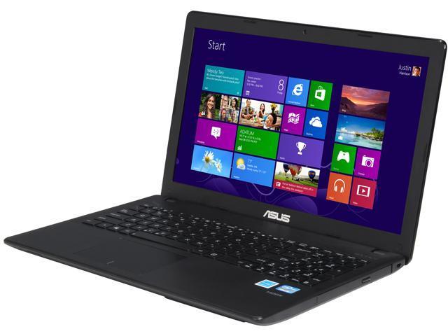 "ASUS D550CA-RS31 15.6"" Intel Core i3-3217U (1.80GHz) 6GB Memory 500GB HDD Windows 8 64-Bit Laptop"