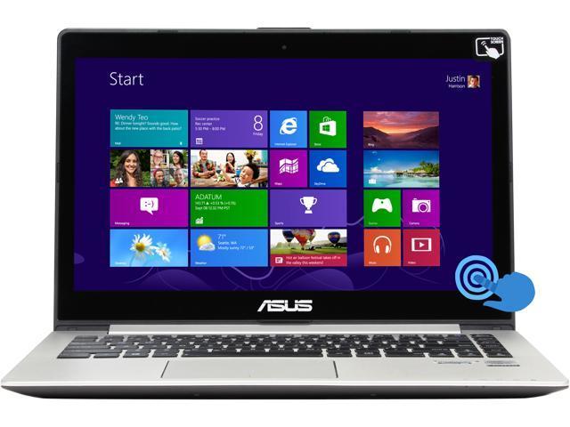 "ASUS VivoBook S400CA-DB71T-CA 14.0"" Windows 8 Laptop"