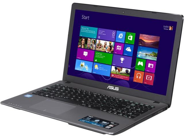 "ASUS Laptop X550CA-WB51-CB Intel Core i5 3337U (1.80 GHz) 6 GB Memory 750 GB HDD Intel HD Graphics 4000 15.6"" Windows 8 64-Bit"