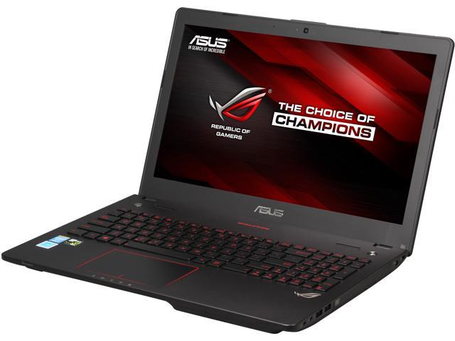 ASUS ROG G56JK-EB72 Gaming Laptop Intel Core i7 4710HQ (2.50GHz) 12GB Memory 1TB HDD NVIDIA GeForce GTX 850M 2GB GDDR3 15.6
