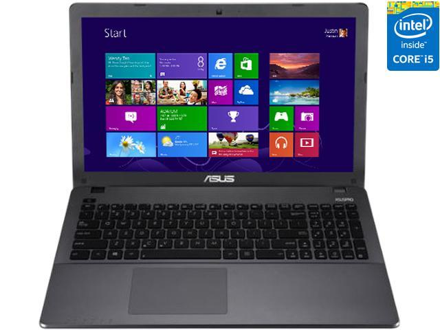 ASUS Laptop P550LAV-XH51 Intel Core i5 4210U (1.70 GHz) 4 GB Memory 500 GB HDD Intel HD Graphics 15.6