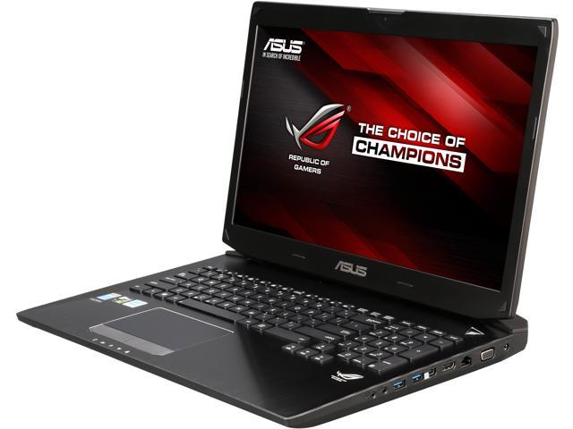 how to open asus laptop