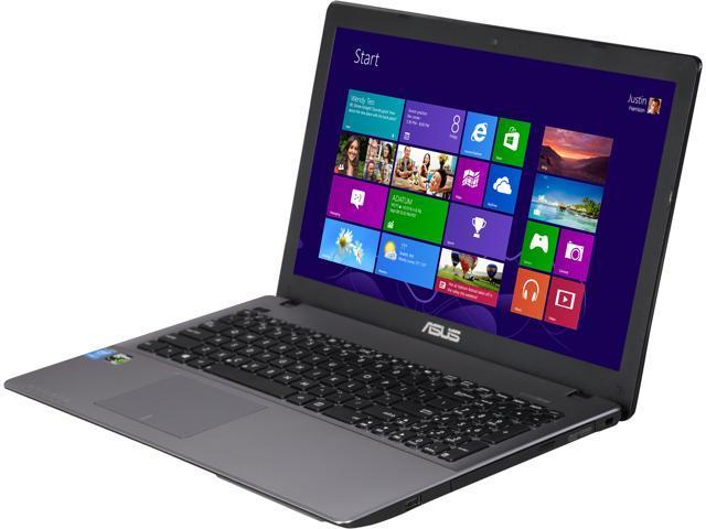 ASUS X550JK-DH71 Gaming Laptop Intel Core i7 4710HQ (2.50 GHz) 8 GB Memory 1 TB HDD NVIDIA GeForce GTX 850M 2GB GDDR3 15.6