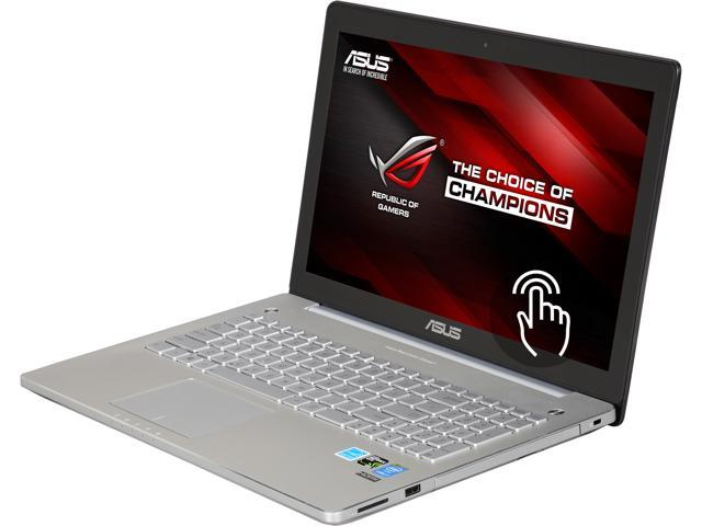 ASUS N550JK-DB74T Certified Refurbished Gaming Laptop Intel Core i7 4710HQ (2.50 GHz) 16 GB Memory 256 GB SSD NVIDIA GeForce GTX 850M 2 GB GDDR3 15.6