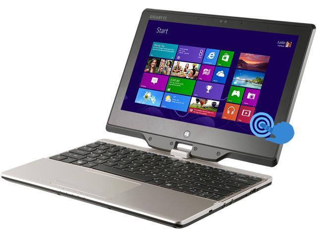 GIGABYTE Intel Core i5 4GB DDR3 128GB SSD 11.6