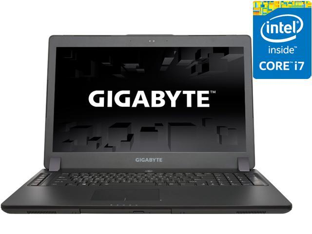 GIGABYTE P37Xv4-BW2 Laptop Intel Core i7 5700HQ (2.70 GHz) 16 GB Memory 1 TB HDD 128 GB SSD NVIDIA GeForce GTX 980M 8 GB 17.3