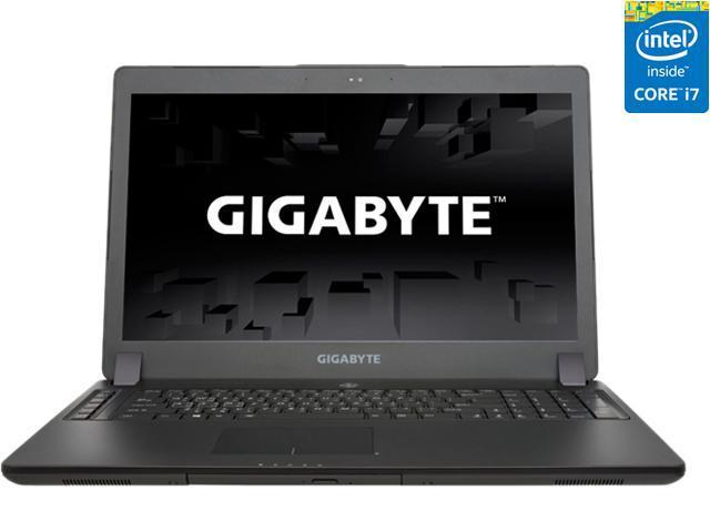GIGABYTE P37Xv4-BW2T Laptop Intel Core i7 5700HQ (2.70 GHz) 16 GB Memory 1 TB HDD 128 GB SSD NVIDIA GeForce GTX 980M 8 GB GDDR5 17.3